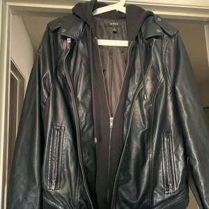 Torrid faux leather jacket